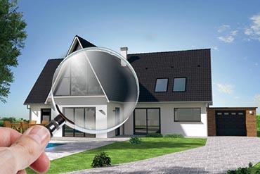 Prsentation d'une maison sur tablette avec zoom sur vranda